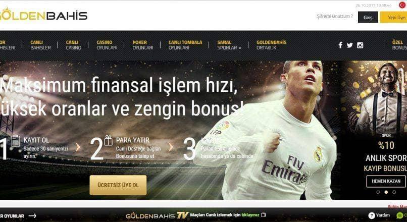 Goldenbahis Banka Sorunları