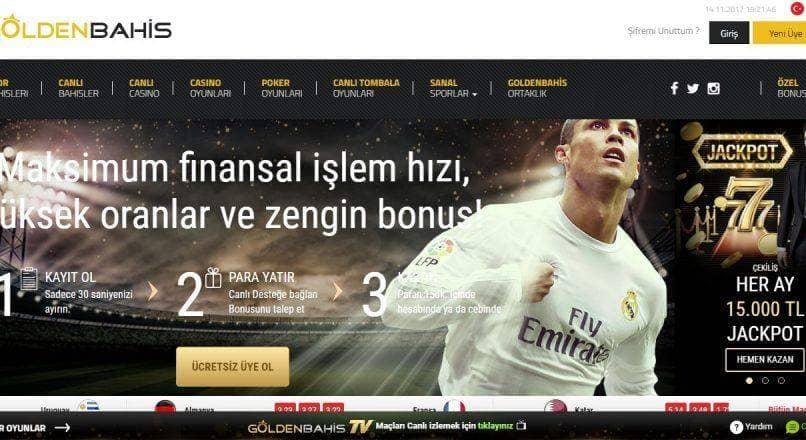 Goldenbahis Casino Oyunları Şikayetleri