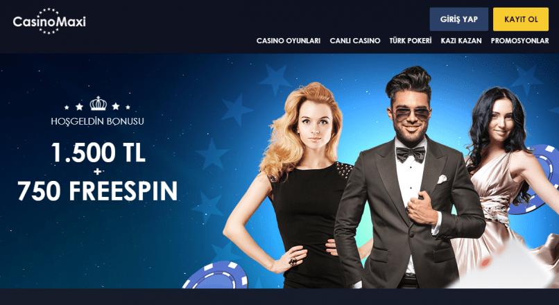 Casinomaxi Hakkında