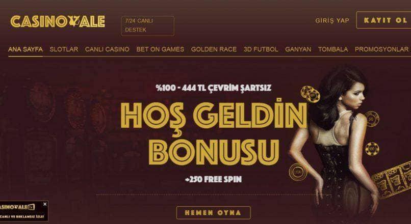 Casinovale Canlı Destek Ekibinin Kaba Tutumu