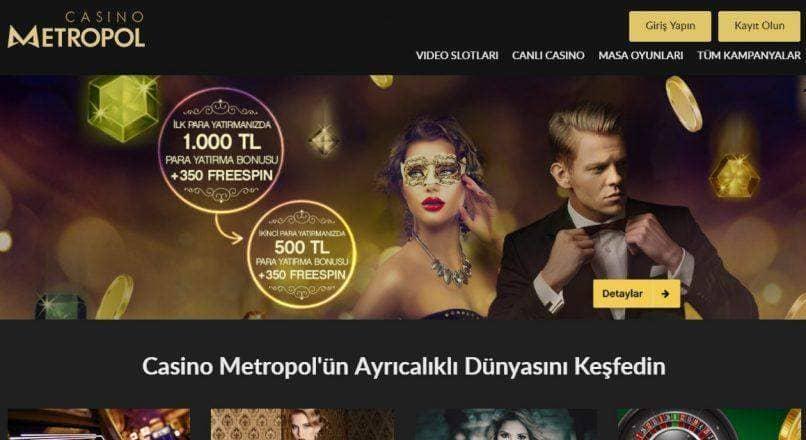 Casinometropol Kullanıcı Yorumları