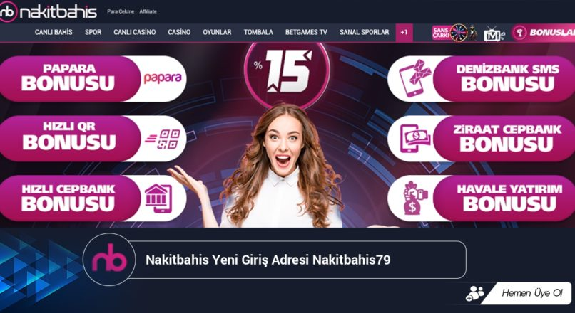 Nakitbahis Yeni Giriş Adresi Nakitbahis79