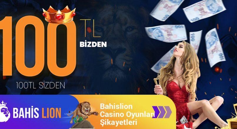 Bahislion Casino Oyunları Şikayetleri