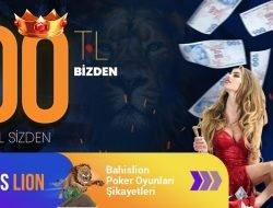 Bahislion Poker Oyunları Şikayetleri