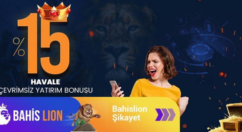 bahislion-sikayet