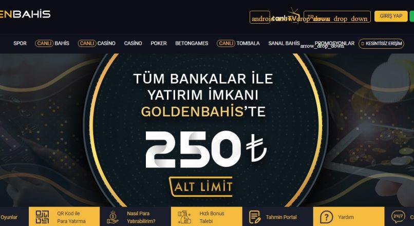 Goldenbahis Online Şikayet