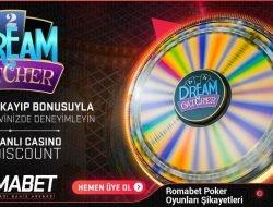 Romabet Poker Oyunları Şikayetleri